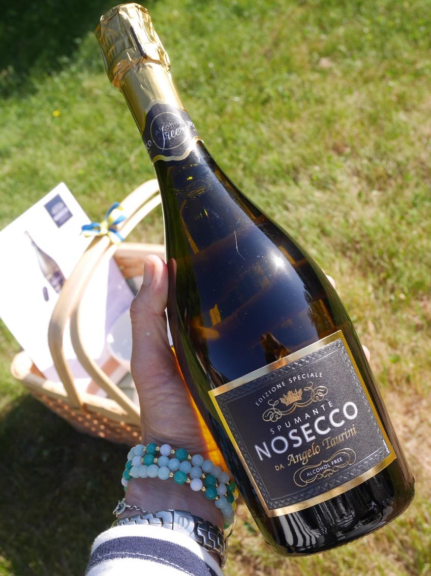 Nyhet Nosecco lanserades 1 juni och finns på Systembolaget.