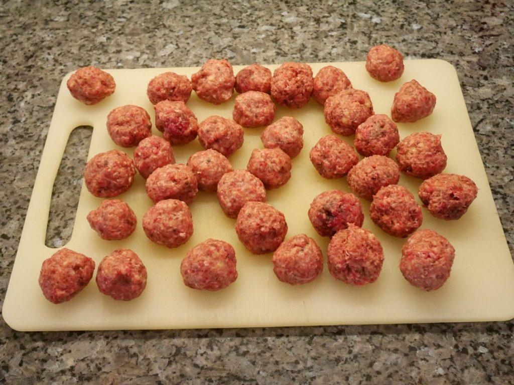 Dags att laga lyxiga köttbullar i Crock Pot