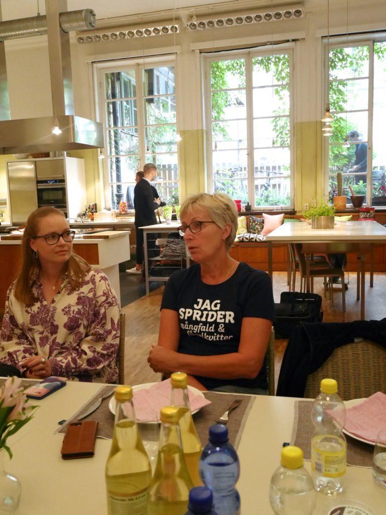 KRAV-bonden Carina Andersson