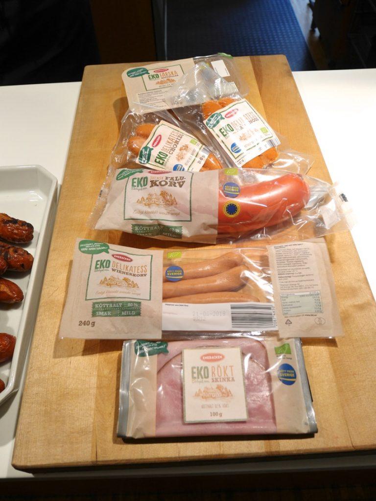 Produkter från Enebacken EKO