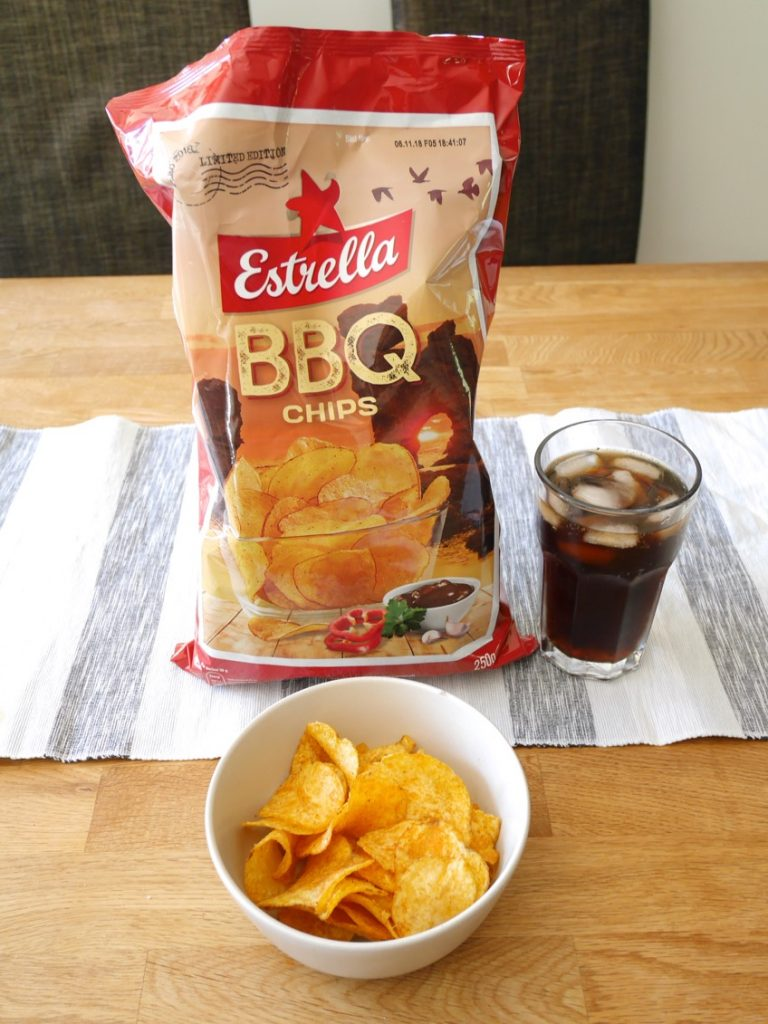 Estrella BBQ Limited edition