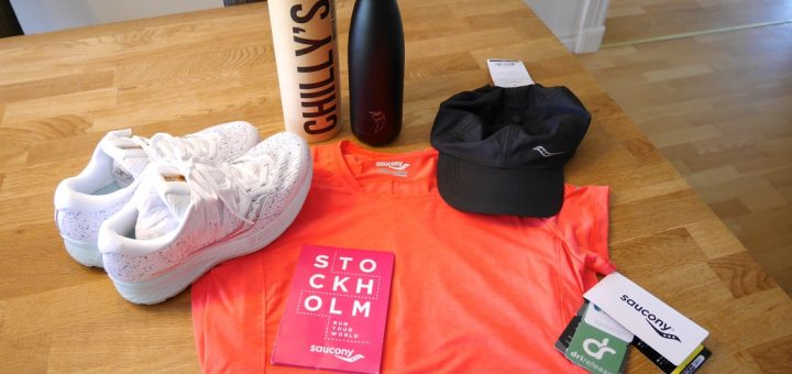 Run your world Stockholm-kit