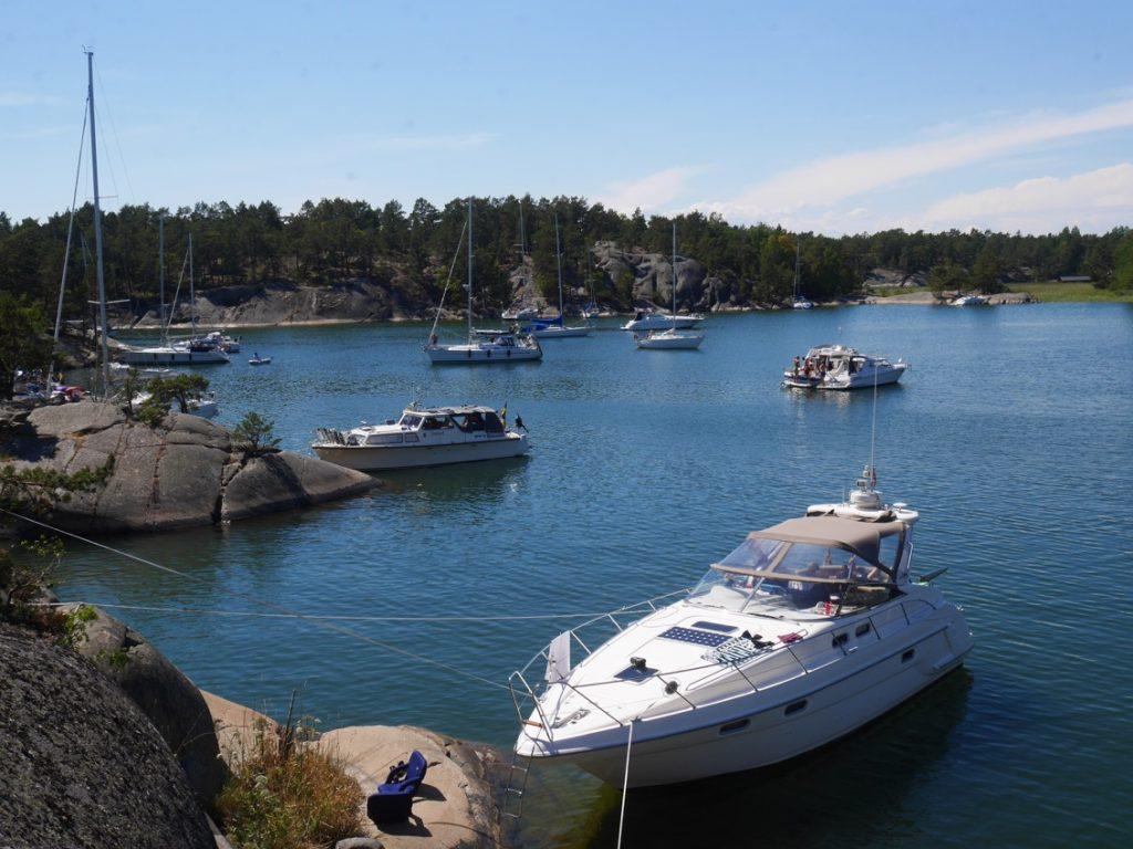 Naturhamn Säck