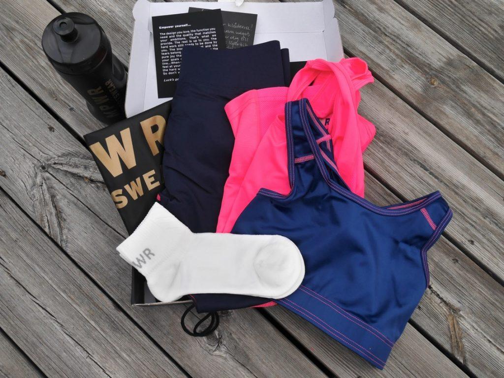Empower yourself - träningskläder med hög kvalitet till bra pris!