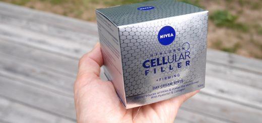 Nivea Cellular Hyaluron Filler + Firming