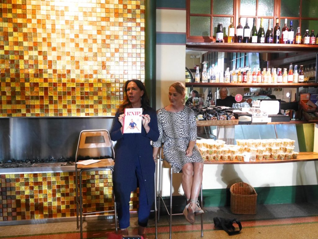 Karin Björkegren Jones nya bok presenteras av Bokförlaget Semic.
