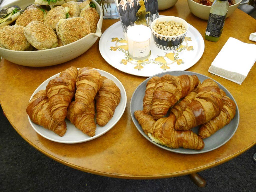 Älskar croissanter!