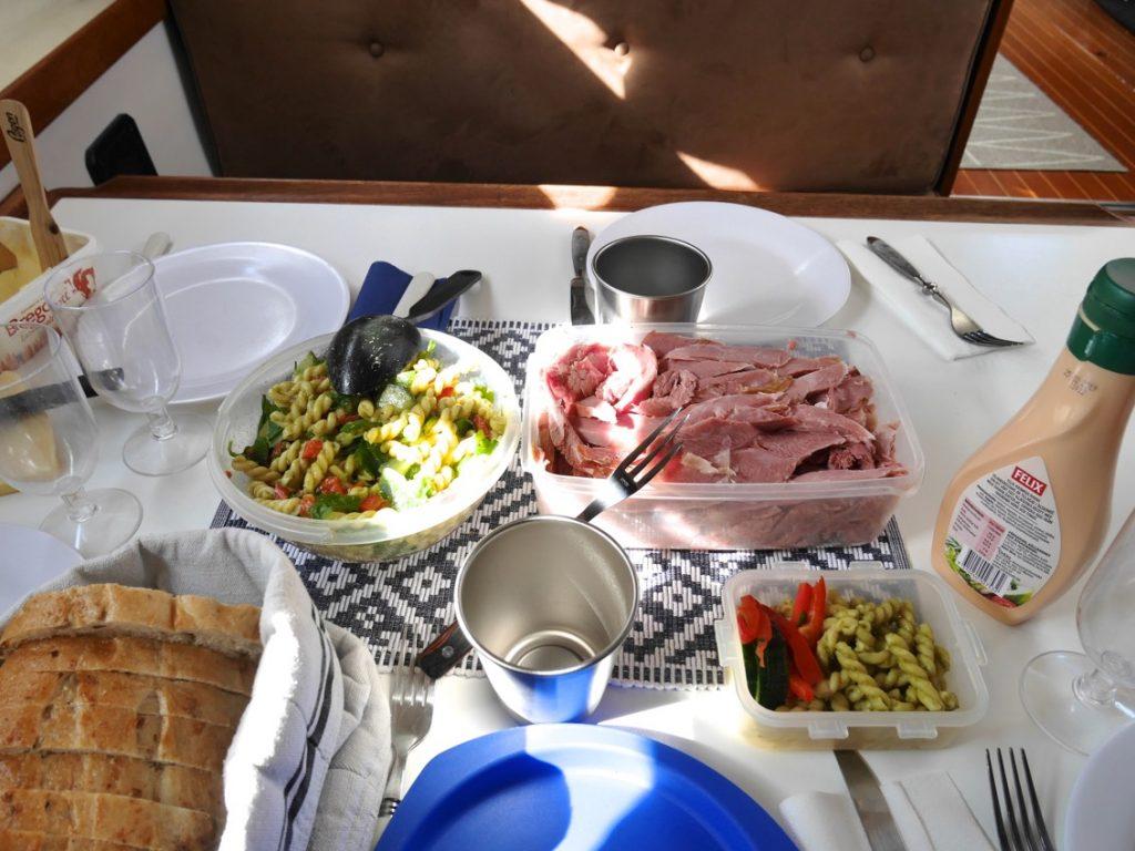 Enkel och fräsch lunchmat!