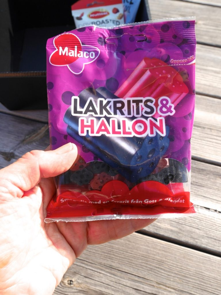Malaco Lakrits & Hallon