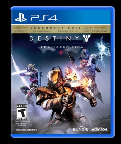 Destiny: The Taken King Legendary Edition (Playstation 4)