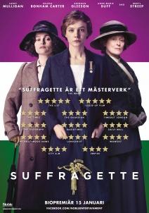 Suffragette, adventskalender 8 december