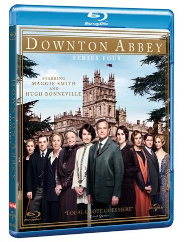 downton abbey säsong 4