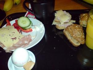 Min frukost