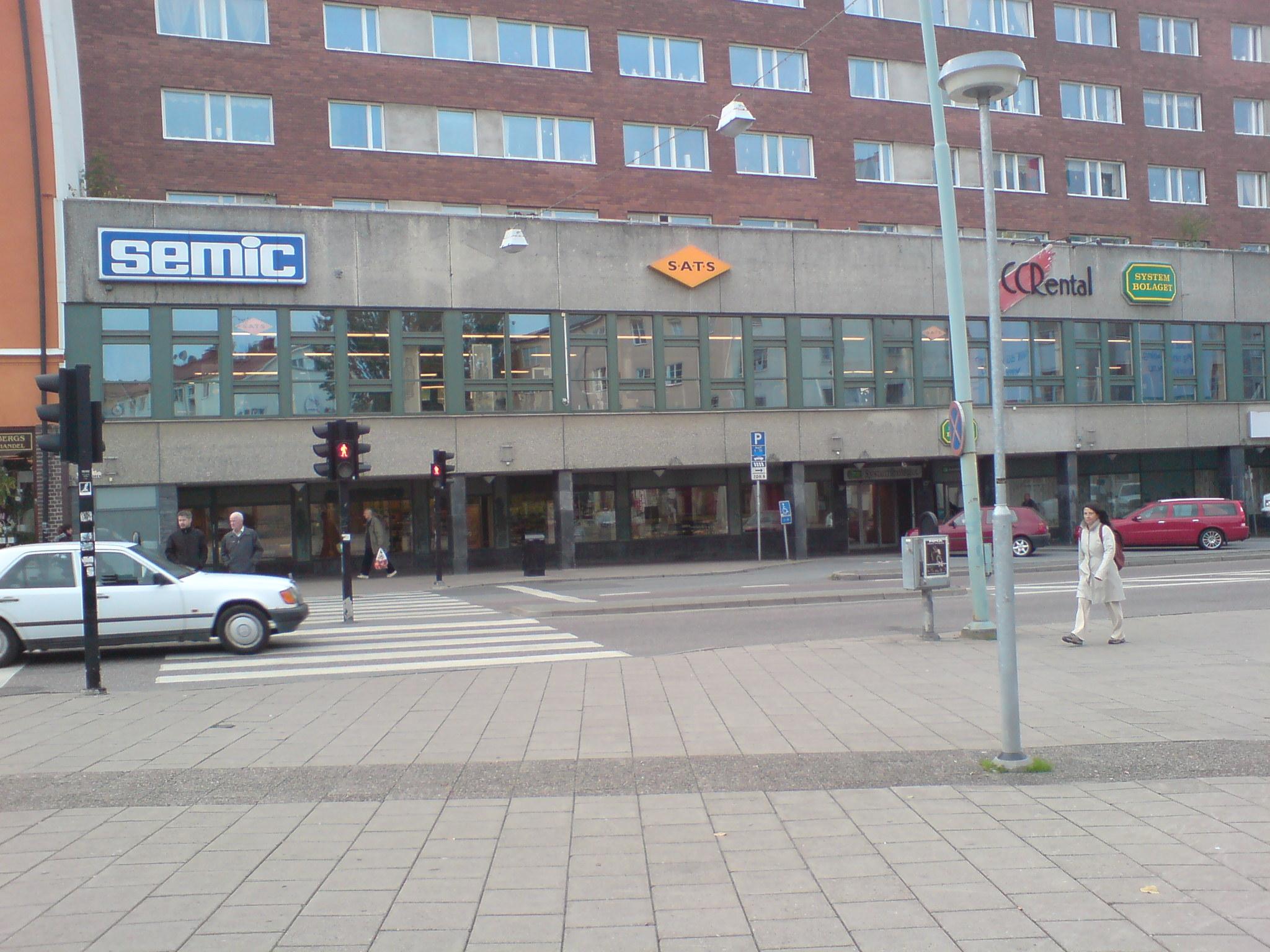 SATS Sundbyberg