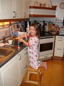 Filippa bakar scones
