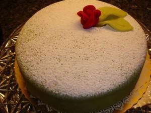 Prinsesstårta från Brödernas bageri