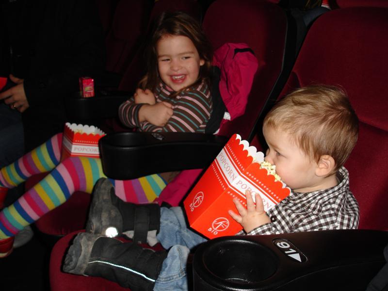 Familjen på bio