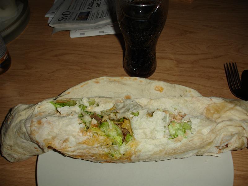 Kebabrullen med stort K