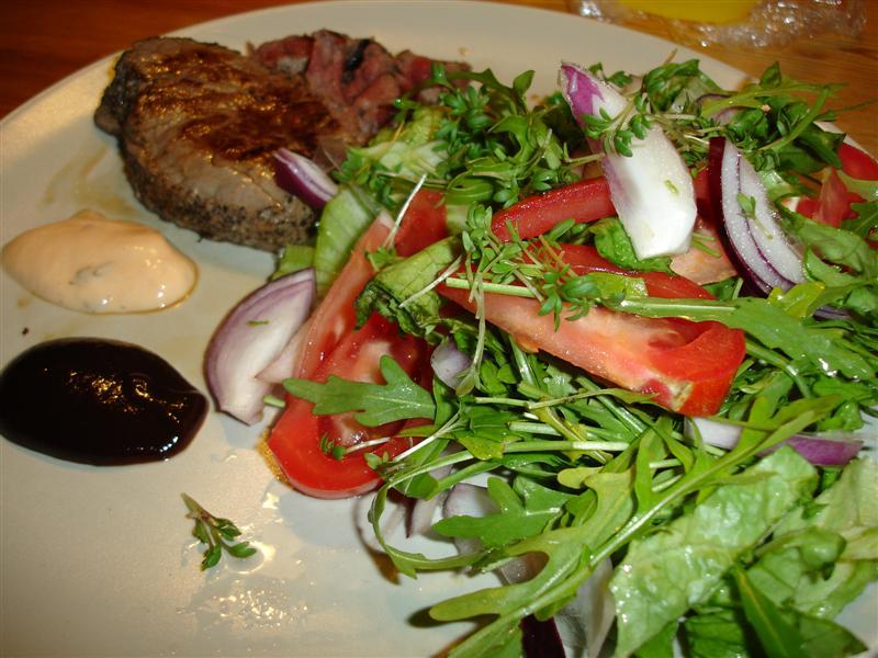 Fredagsmiddag: Kött och bea