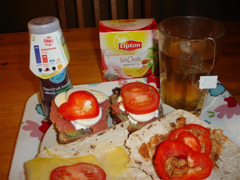 Smörgåsmiddag