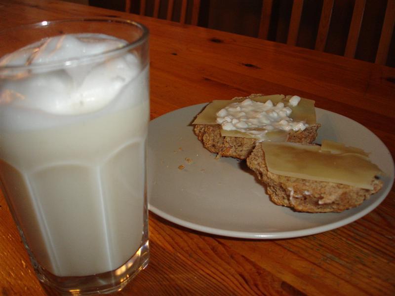 Lyxig helgfrukost