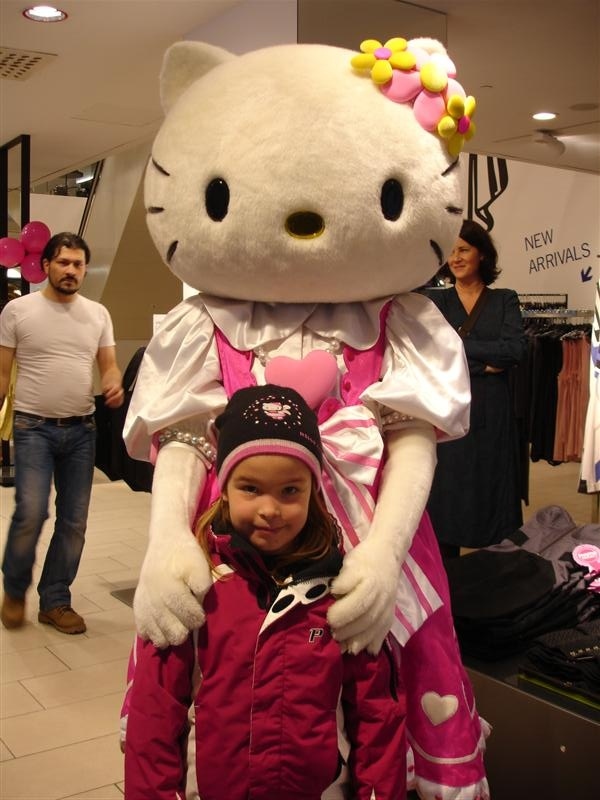 Hello Kitty och Filippa