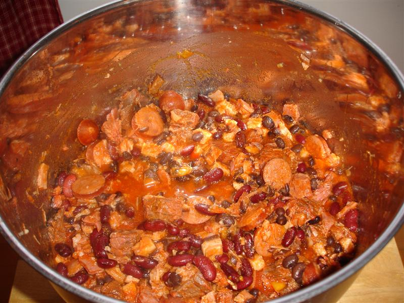 brasiliansk mat recept