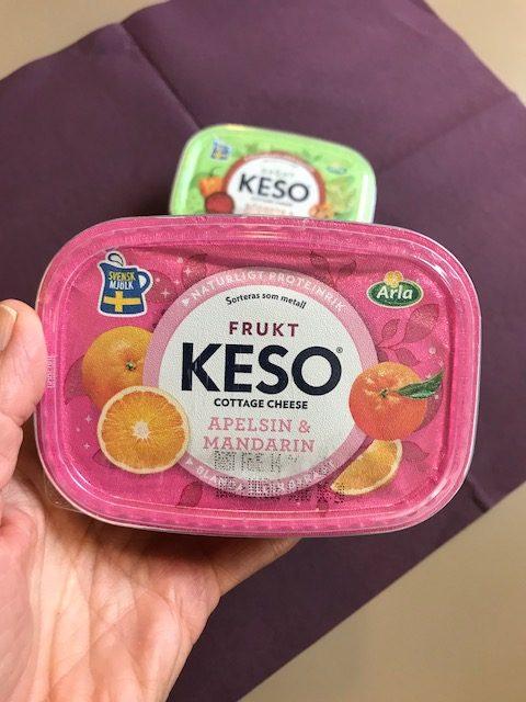 Keso Apelsin & Mandarin