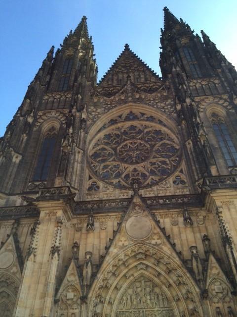 Katedralen Saint Vitus