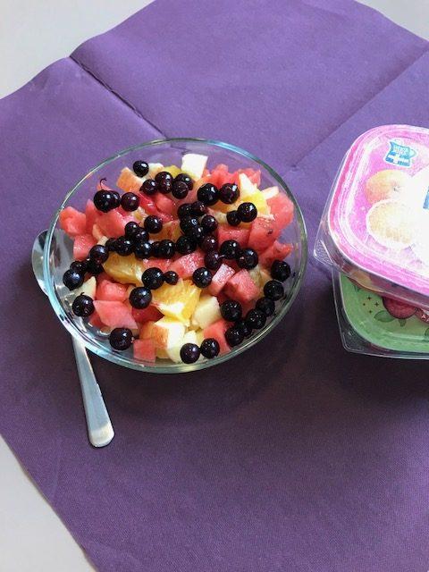 Dags för test av Keso frukt