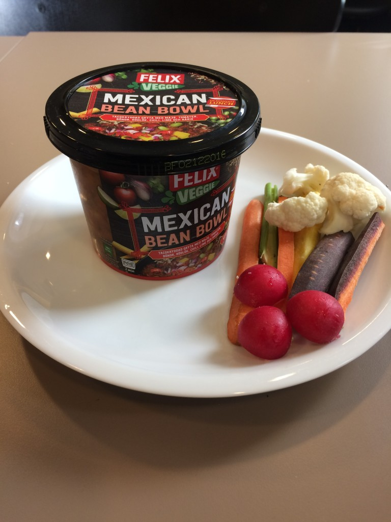 Mexican Bean Bowl