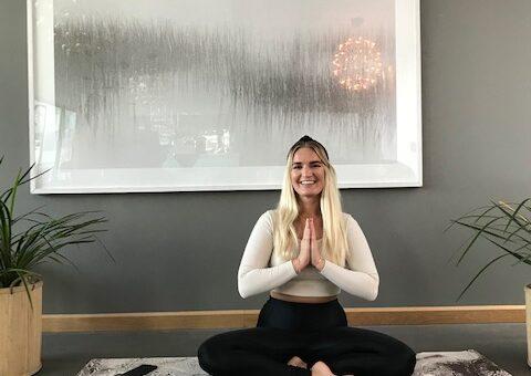 Yoga och frukost med Wingårdh Wellnes på Clarion Sign Hotel.