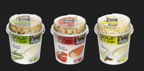 tre-i-rad Soup in a cup